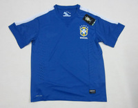 ^_^  sell like hot cakes  Brazil  away 13  /14 seasons thai 3A top quality PlayerVersion soccer jerseys free shipping shirts