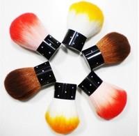 Nail art tools dust brush finger brush soft-bristle brush finger cleaning brush 6PCS