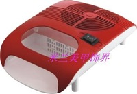 Finger drying machine antiperspirant nail polish oil hair dryer hot and cold adjust