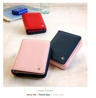 Wallet fashion small wallet female zipper short women's wallet small wallet
