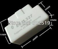 Code Reader Super mini ELM327 Bluetooth OBD-II OBD Can White color 1.5 version with retail box