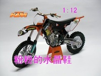 free shipping Wheel alloy model ktm off-road motorcycle 450 sx-f09 automobile race version