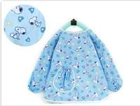 99 child baby waterproof gowns, eating bib waterproof anti tofts
