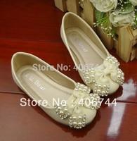 2014  hot sell princess girl closed toe shoes FF033