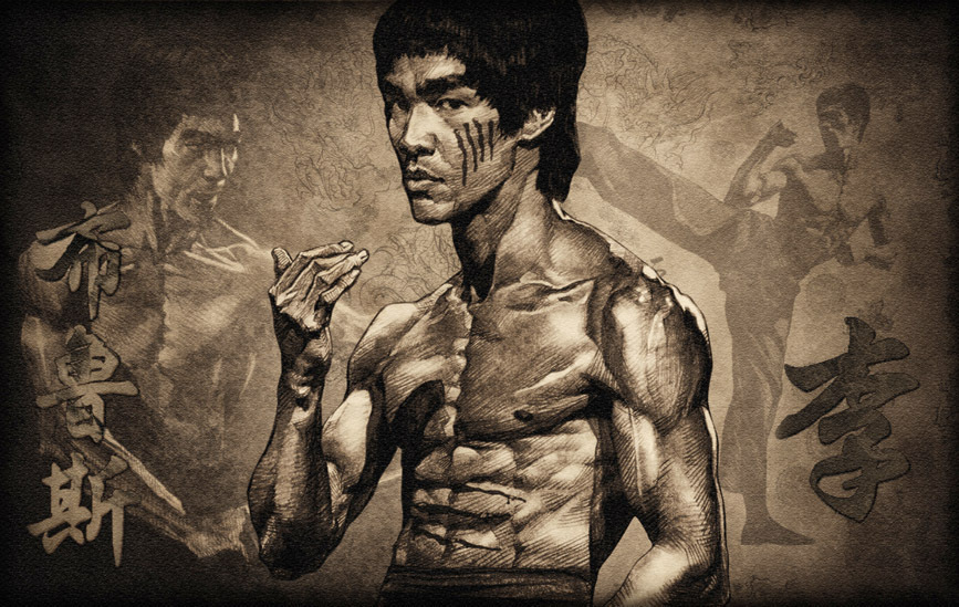 Bruce Lee Jeet Kune do Wallpaper Wholesales Bruce Lee Jeet Kune