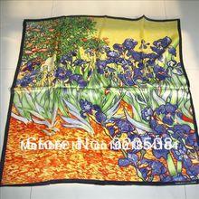 wholesale 100 silk scarf