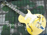 New electric guitar jazz guitar jazz big rocker yellow