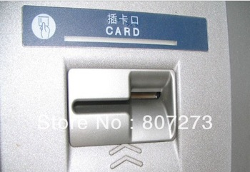 Free shipping ATM parts wincor 2050xe anti fraud device/ anti skimmer