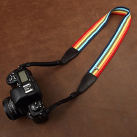 Cam-in multi-colored series general camera suspenders cam8257