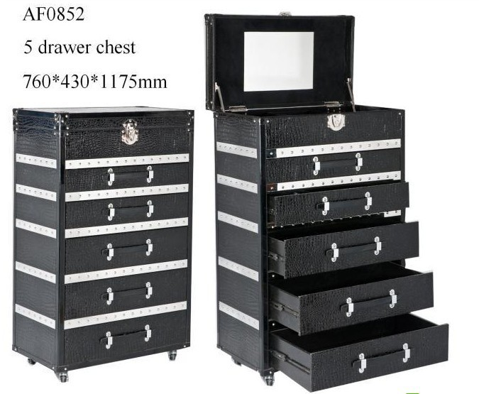 Pattern Chest of Drawers