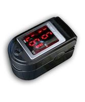 Gift finger oximeter cms-50dla3 black