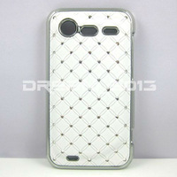 Free Shipping New Multicolor Top Star Bling Stone Hard Case Cover Skin For Htc Incredible s G11