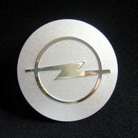 4PCS 55.5MM OPEL Car Motor Auto Wheel Rims Center Emblem Sticker Badges