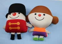 Mary princess the particle stuffed toy pillow doll house car decorations holiday gifts the soldier doll free ship
