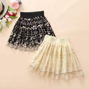 Ade-y477 2013 spring new arrival women's gold crochet gauze short skirt bust skirt c-14