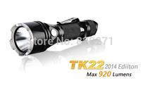 Free shipping Fenix TK22 Cree XM-L2 (U2) 680 Lumens LED Flashlight