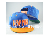 new york fashion snapback hippop  adjustable cap summer cap  hat for sports freeshipping