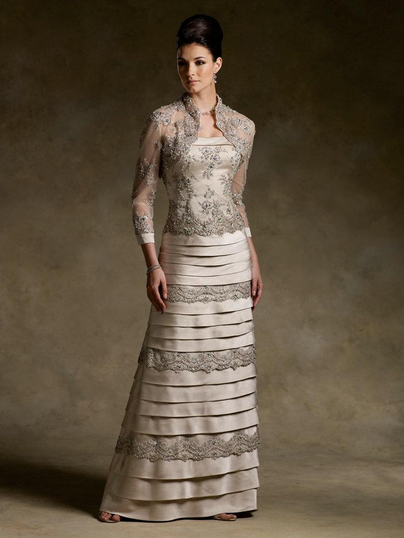 Вечернее платье Yuefei MB054 togther MB095
