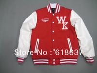NEW TAYLOR GANG Men's long sleeve baseball uniform jackets coats S,M,L,XL,2XL