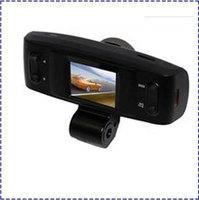 Freeshipping Night Vision 4 IR CPU NO GPS logger G-sensor,GS1000 Car DVR with Full HD1280*720P Accident Camera,Vehicle camera,