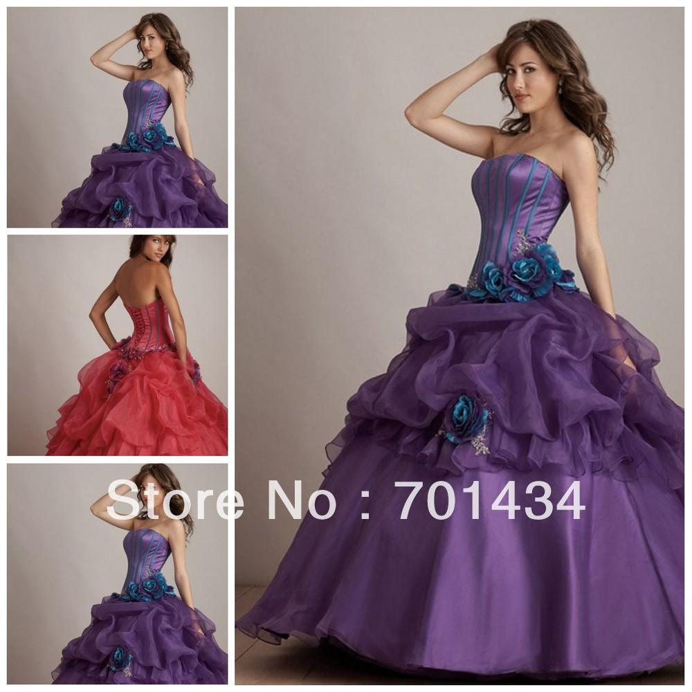 vestidos de presentacion de 3 años lila Se envía en 25 días 2013