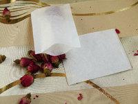 1000pcs/LOT Heat sealing filter paper tea bag 80X 100mm empty tea bag,paper filters for tea, Herb bags