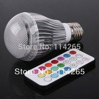2700~6500K 16 Color Change 12W 650LM AC85V~245V GU10 E27 GU5.3 B22 socket RGB Remote Control led lights corn CE