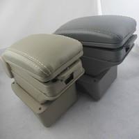 2011-2012 Toyota Verso EZ High quality Fiber leather Armrest box storage box