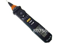 Free Shipping Sinometer MS8211 Pen-Type Digital Multimeter with Non-contact Voltage Detector