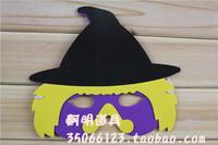 free shipping 10pcs/lot 10g masquerade halloween female mask child eva mask