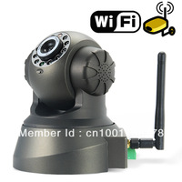 Cheap IP Surveillance EasyN Webcam Web Wifi Network Camera Angle Control Motion Detection IR LED Nightvision