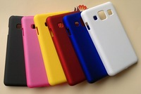 hot sell  free shipping  20pcs/lot Rubber Hard Back Cover Case for SAMSUNG GALAXY S4 i9500