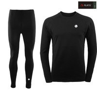 Free shipping Superacids perspicuousness alpine meadows outdoor thermal underwear fleece underwear set Men