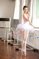 Yarn ballet tulle dress tutu skirt adult ballet skirt swan lake dance white swan costume