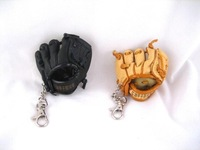 Baseball cowhide mini gloves
