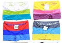 FREE SHIPPING Male panties boxer panties sexy stripe cartoon seamless panties male panties