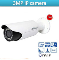 dahua DH-IPC-HFW3300C Full HD 3 megapxiel IP camera waterproof 3.3~12mm varifocal lens Linovison IPC-VEC8254PF-EI