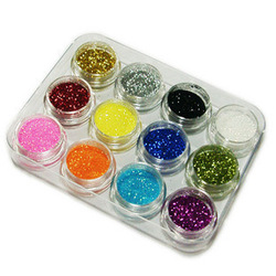 Free Shipping Cosmetic Makeup eyeshadow palette high-Light Eye shadow Powder 12 Glitter Wholesale(China (Mainland))