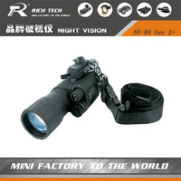 Ronger GEN2+ NV-86 Multifunctional night vision monocular devices with magnification X5,built-in infrared illuminator telescope