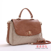 2013 women's handbag flip casual handbag shoulder bag messenger bag