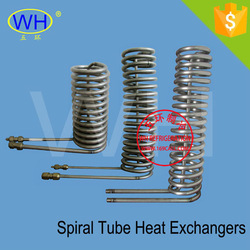 Customizable titanium coil tube heat exchanger + Fast shipping(China (Mainland))