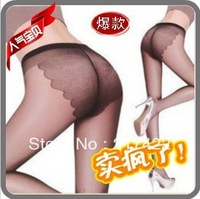 Women and Lady Bikini Ultra-thin Sexy Pantyhose Tights Core Spun Spandex