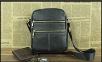 Free shipping!New Arrival Hot Sale Fashion Men Shoulder Bag/Genuine Leather