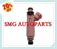 Free shipping!!! Fuel injector high performance for Toyota fuel injector  23250-0A020    For hot sale