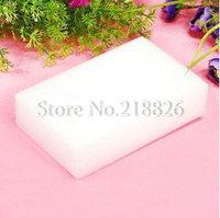 Free Shipping!  50pcs/Lot Household Magic Sponge Eraser Melamine Cleaner,multi-functional Cleaning Tool 100x60x20mm