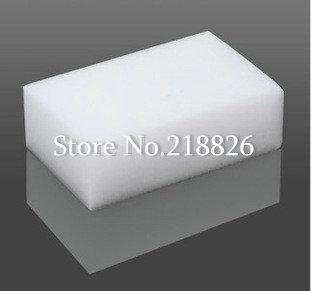 Free shipping! 100pcs/lot Standard Magic Foam Sponge Clean Grease Dirt Cleaner Cleansing Eraser Car Wash(China (Mainland))
