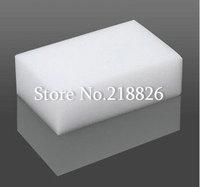 Free shipping! 100pcs/lot Standard  Magic Foam Sponge Clean Grease Dirt Cleaner Cleansing Eraser Car Wash
