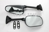 Motorcycle Mirrors Rearview Mirror Suzuki GSXR 600/750 2004-2005 Carbon motorcycle parts