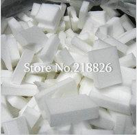 Free shipping! 100pcs/lot Standard Magic Foam Cleaning Sponge Cleaner Eraser Car Wash,Multi-functional Clean Sponge