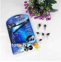 Free Shipping 160packs/lot Instant Zipper Fix,Fix Broken Zippers As Seen On TV Magic Fix Zipper Quickly